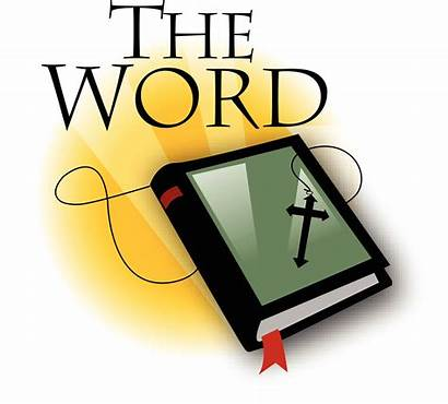 Bible Word Clipart God Scripture Power Holy