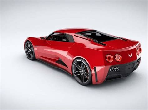 Mid Motor Corvette by Rumored Mid Engine Corvette Coming In 2019 Gas 2