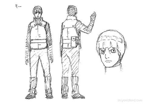 Naruto The Last Naruto Movie More Sketches