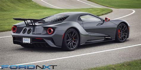 2019 ford gt carbon series is ford s lightest supercar yet