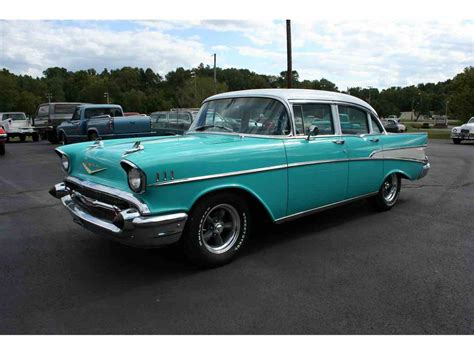Chevrolet Bel Air by 1957 Chevrolet Bel Air For Sale Classiccars Cc 1035352