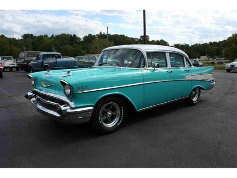 1957 Chevrolet Bel Air For Sale  Classiccarscom Cc1035352
