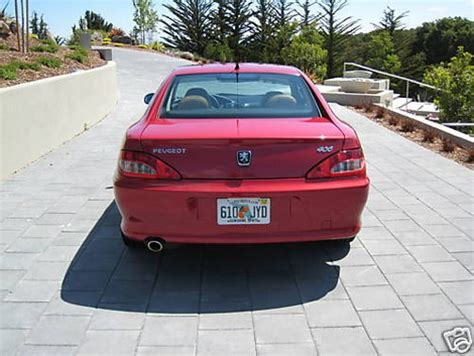 peugeot usa coup 233 peugeot 406 florida usa forum french cars in america