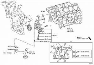 Lexus Es 350 Strainer Sub
