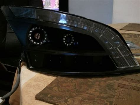 will 2012 lights fit on my 2009 w out any
