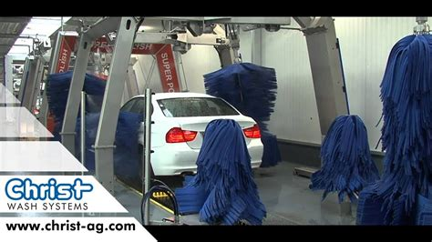 express car wash tunnel wash systems