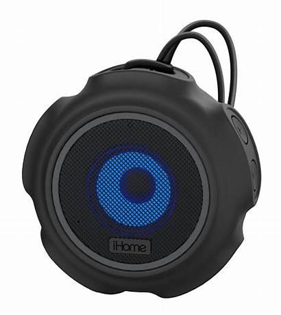 Speaker Bluetooth Portable Waterproof Ihome Changing Walmart