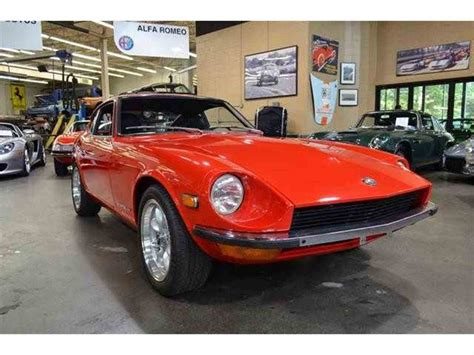 240z Datsun For Sale by 1971 Datsun 240z For Sale Classiccars Cc 1054296