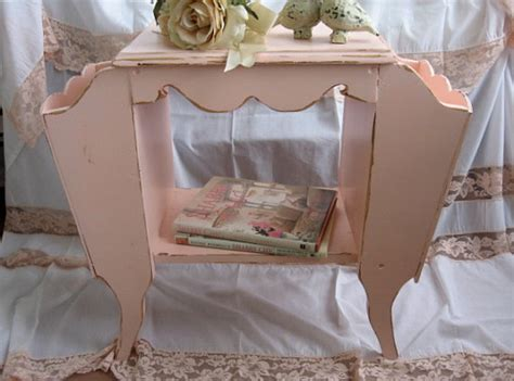 shabby chic magazine shabby chic pink magazine rack coffee table end table