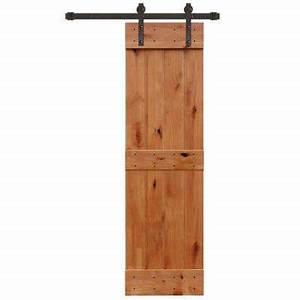 2 panel barn doors interior closet doors the home With 52 inch barn door