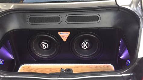 custom trunk build    dodge challenger youtube