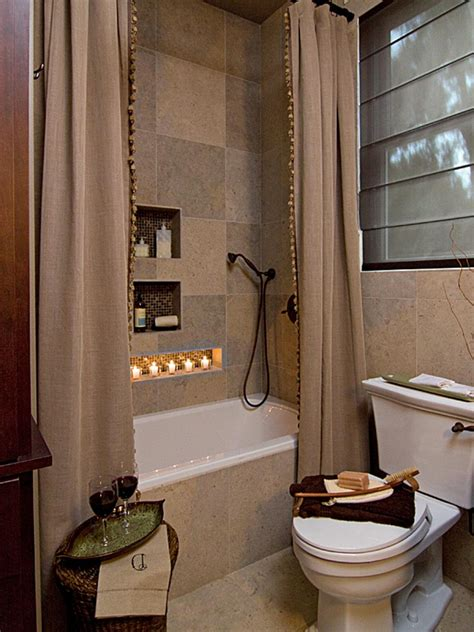 bathroom decorating ideas for small spaces simple bathroom design with bathtub for small space image