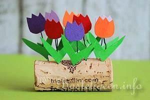 Basteln Frühling Und Ostern : dekorationen selber basteln ~ Lizthompson.info Haus und Dekorationen