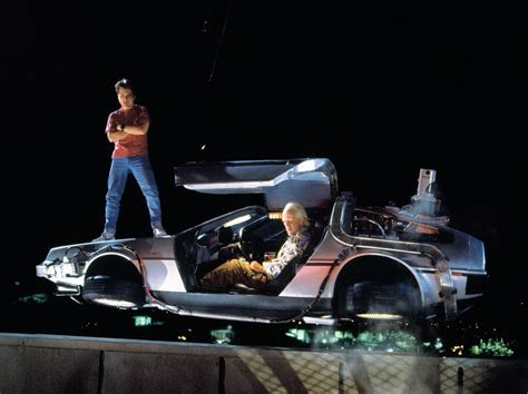 the one back to the future part ii detail no one is