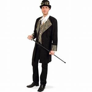 Gothic Kleidung Auf Rechnung : steampunk gentleman kost m f r herren ~ Themetempest.com Abrechnung