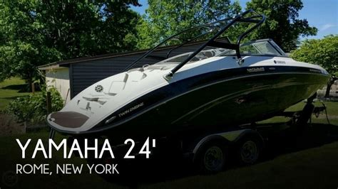 Yamaha Jet Boats For Sale Long Island Ny by Used Yamaha Boats For Sale In New York United States