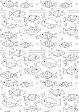 Coloring Paper Printable Pages Nautical Freebie Meinlilapark Wrapping Fish Ausdruckbares Spring Ausmalbilder Papers Da Printables Flower Salvato sketch template