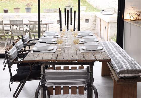 coussin pour chaise de salle a manger coussins sur mesure pour banc et banquette