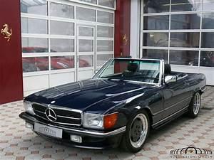 Mercedes 560 Sl : mercedes benz 560 sl 6 0 amg cabrio auto salon singen ~ Melissatoandfro.com Idées de Décoration