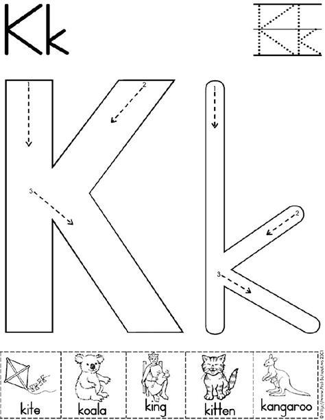 25 best ideas about letter k on letter k