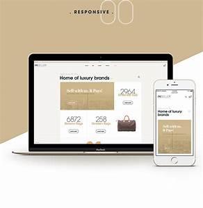 INSELLER Online Luxury Shop On Wacom Gallery