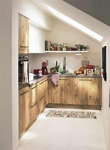 La Petite Cuisine : 12 mod les de petite cuisine c t maison ~ Melissatoandfro.com Idées de Décoration