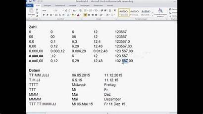 Word Excel