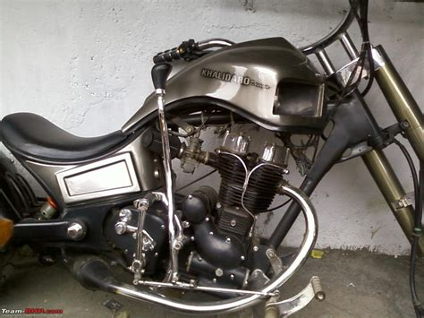 Modification Bike by Modified Indian Bikes Post Your Pics Here And Only Here
