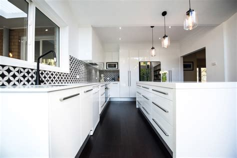 sustainable kitchen cabinets epping contemporary kitchen sydney by nouvelle 2624