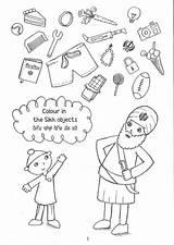 Sikh Sheets Activity Coloring Pages Template Turban Gurbani Gurbaani Tv Sketch Bodh sketch template