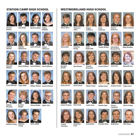 Sumner County Yearbook 2015 by TNMedia - issuu