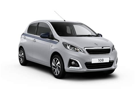 Peugeot Car : New Peugeot 108 1.0 72 Collection 5dr Petrol Hatchback For