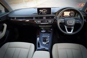Audi A4 Interior 2017 India | Billingsblessingbags.org