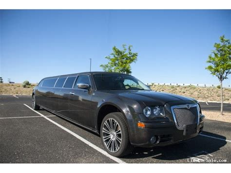Chrysler 300 Suv by Used 2010 Chrysler 300 Suv Stretch Limo American Limousine