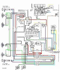 Alternator And Charging System Circuit Wiring Diagram 64 Alternator Charging System Wiring