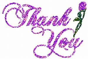 Thank You Glitter Gifs | PicGifs.com