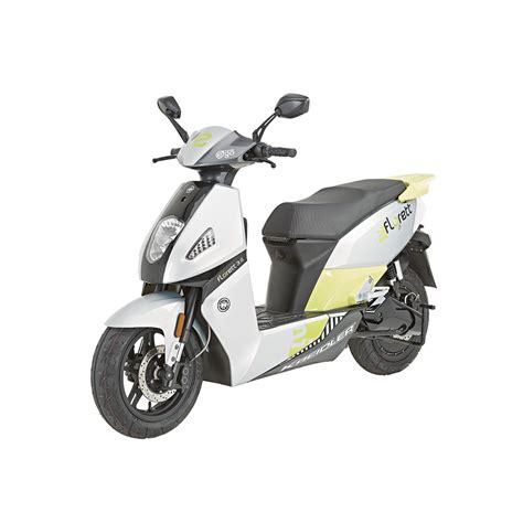 e scooter roller kreidler elektro roller e florett 3 0 45 km h