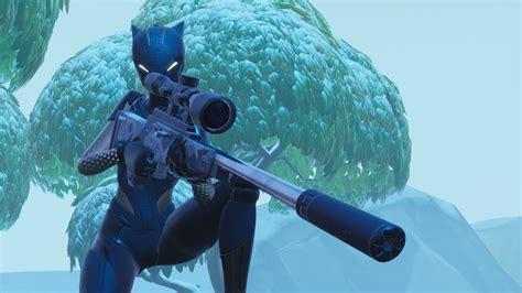 fortnite battle royale lynx sniper rifle   wallpaper