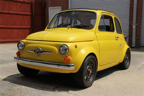Fiat 500 For Sale by 1965 Fiat 500 For Sale 2158526 Hemmings Motor News