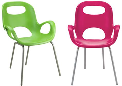umbra oh chair green designapplause karim rashid oh chair
