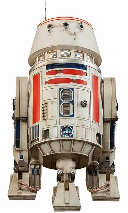 R5 D4 R2 D2 Droid Astromech Unit
