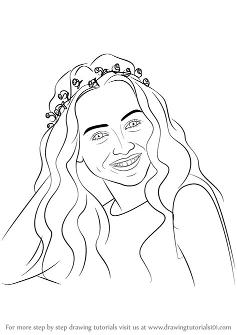 step  step   draw sabrina carpenter