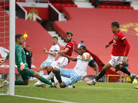 Man United vs West Ham result: Player ratings as Hammers ...