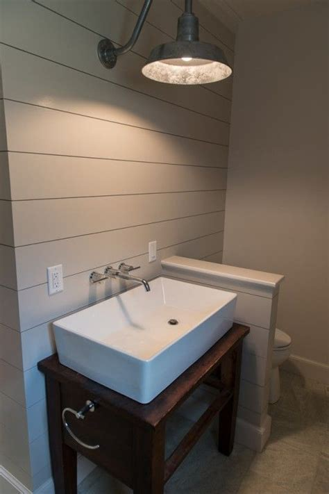 Modern Farmhouse Bathroom Vanity Lighting classic barn lighting for a modern farmhouse home in maine