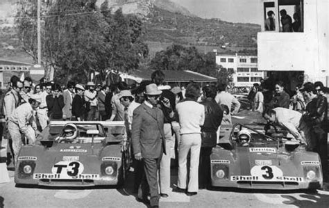 Original footage is from archivio nazionale cinema d'impresa (cian). Ferrari 312PB twins on Targa Florio 1972   Targhe