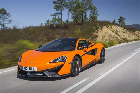 Mclaren 570s Picture by 2016 Mclaren 570s Coupe Picture 651618 Car Review