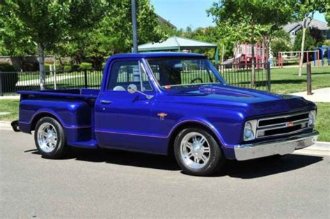 Buy Used Custom Chevy Stepside Pickup Truck