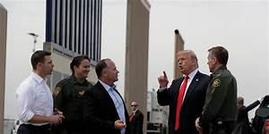 Trump wants the military to build his border wall — and he ...