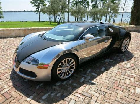Purchase New 2010 Bugatti Veyron Coupe, Carbon Fiber