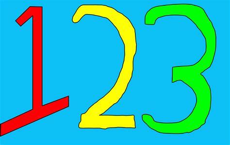 Números 1, 2 E 3.svg